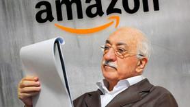 Amazon'dan Fethullah Gülen'i öven tekstil ürünleri satışı!