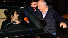 """Zehra Çilingiroğlu kaçtı, taksici kovaladı! """"N'aptın abla! Paramı vereceksin"""""""