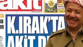 Uçtu uçtu Akit uçtu! Barzani Akit'in haberlerine kızıp istifa etmiş!