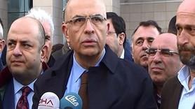 """Enis Berberoğlu davasına """"kamu güvenliğı"""" yasağı; Salon boşaltıldı"""