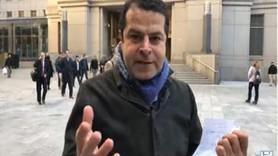 """Cüneyt Özdemir: """"FETÖ'cü hesaplar, Sarraf - Atilla davasını objektif aktardığım için beni linç ediyo"""