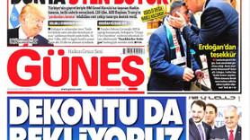 Güneş gazetesinden Kılıçdaroğlu'na: Dekontu da bekliyoruz!