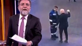 Ahmet Hakan'dan amirinden tokat yiyen zabıtaya açık mektup: Sen haklısın, dik dur eğilme!