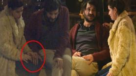 3 ay önce evlenen ünlü oyuncu erkek arkadaşıyla yakalandı!