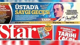 Star Gazetesi'nden flaş ayrılık! Hangi köşe yazarı veda etti?