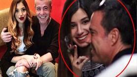 Lidya Özdemiroğlu'nun şok fotoğrafı! Bir zamanlar Murat Başoğlu ile...