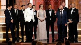 BAFTA ödülleri sahiplerini buldu! La La Land'e 5 ödül birden!