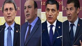 MHP'de deprem: 4 isim disipline sevkedildi!