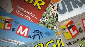 Mizah dergilerinin kapağında bu hafta neler var?(Medyaradar/Özel)