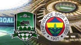 Fenerbahçe-Knasnodar maçı hangi kanalda saat kaçta yayınlanacak?