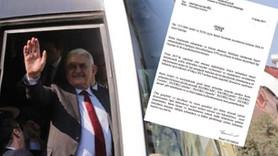 Başbakan, sosyal medyada dolaşan 'belge'ye sert çıktı!