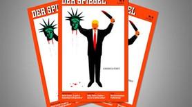 Der Spiegel'in Trump'la ilgili kapağı ortalığı karıştırdı!