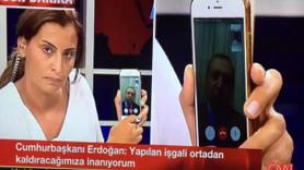 Hande Fırat'tan 'dedikodu'lara 'Erdoğan'lı cevap: Merak edenlere gelsin... (Medyaradar/Özel)