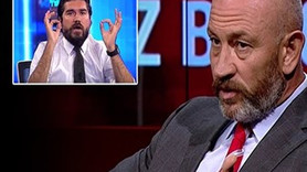 """Ali Türkşen'den Rasim Ozan Kütahyalı'ya hodri meydan: """"Gözü yerse..."""""""