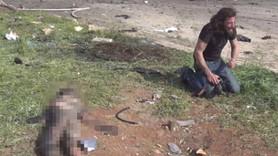 O patlamadan korkunç görüntü: Foto muhabirleri kameraları bırakıp ağladı!