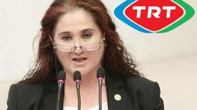 "Referandumda ""hayır"" demişti! TRT'den Sabahat Akkiraz'a yasak!"