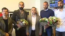 Başakşehir o muhabirlerden özür diledi!