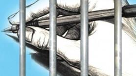 Gazetecilerden tutuklu meslektaşları için 100 adım!