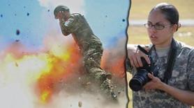 Kadın savaş fotoğrafçısının son karesi! Kendi ölümünü fotoğrafladı!