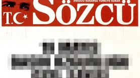 Sözcü 'FETÖ' operasyonunu manşetine nasıl taşıdı?