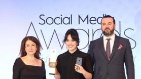 """""""Social Media Awards Turkey"""" Ödülleri sahiplerini buldu!"""