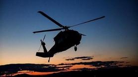Şırnak'tan acı haber! Skorsky tipi helikopter düştü; biri tümgeneral 13 şehit!