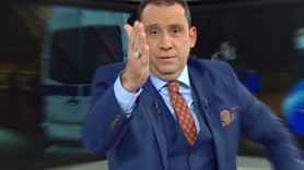 A Haber sunucusu Erkan Tan'dan ilginç çıkış: Menemen yiyemiyorsan mehter ye!