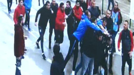 Gazetecilere saldıran 4 futbolcu ifade verecek!