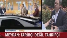 """Skandal 'Atatürk' sözlerine çok sert yanıt: """"Görüntüler mide bulandırıcı izlemekte zorlandım"""""""
