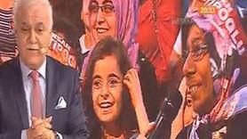 """Nihat Hatipoğlu'nun programında """"pes"""" dedirten soru!"""