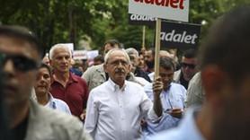 Ve Kılıçdaroğlu 'Adalet Yürüyüşü'nü bu sözlerle başlattı!