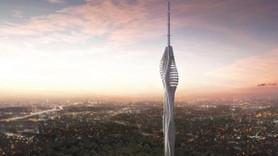İstanbul'a ikinci televizyon kulesi geliyor!