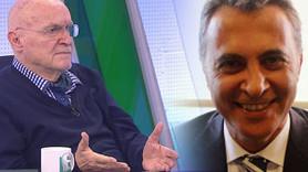 Hıncal Uluç'tan Beşiktaş Başkanı'na ağır sözler: Medya maydanozu, ağız ishali!