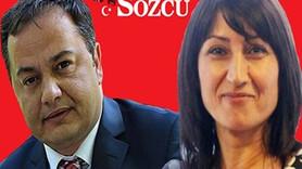 Sözcü çalışanlarının tutukluluğuna itiraz!