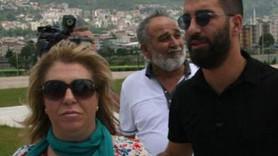 Gazeteci Bilal Meşe'ye saldıran Arda Turan'ın annesi de konuştu!