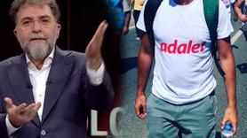 """Ahmet Hakan """"yürüyen"""" gazetecilere hatırlattı: Gazeteci ile aktivist arasındaki farklar!"""