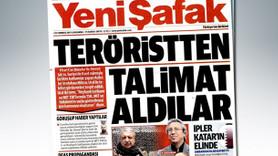 """Yeni Şafak'ın """"Can Dündar-Ahmet Şık"""" manşeti sosyal medyada kavga çıkardı!"""