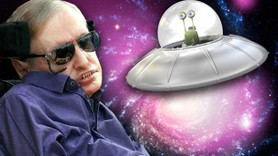 Stephen Hawking'den korkutan açıklama!