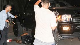 Justin Bieber gazeteciyi yaraladı!