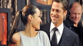 Angelina Jolie-Brad Pitt cephesinden beklenen haber geldi!