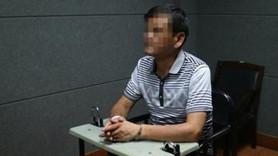 Polisiye yazarı dört cinayetten tutuklandı: Sizi bekliyordum, işkence bitti!