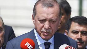 Erdoğan'dan gazeteciye 'çocuk' sorusu: Gerekli adımları attınız mı?