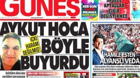 """CHP'li vekilden Güneş gazetesine sert tepki! """"Bu ahlaksızlık... Bu vicdansızlık... Bu şerefsizlik..."""