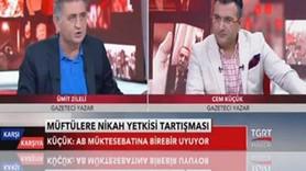 """""""Bir müridin Ali Cengiz oyunları"""" Türkiye Grubu'nu karıştırdı, o isim TGRT Haber'den ayrıldı!"""