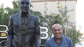 """Fatih Terim bu heykele çok kızacak! """"Türk futbolunun kaderini..."""""""