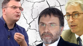 Cem Küçük, Murat Yetkin ve Ahmet Hakan'ı bombaladı: O yazısı vatana ihanettir!