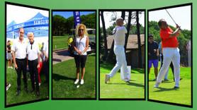 İş dünyası bu kez golfte yarıştı!