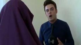 Muhabir canlı yayında gizli tanığı deşifre etti!
