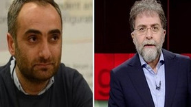 """Sen ne anlarsın sanattan"" deyince...İsmail Saymaz'dan Ahmet Hakan'a fena kapak!"