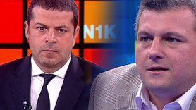 """Cüneyt Özdemir'den Ersoy Dede'ye sert mektup! """"Biraz delikanlı olun!"""""""